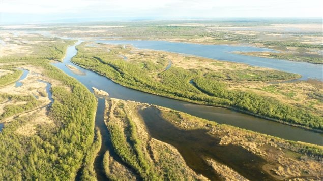About 90 per cent of Canada's land is publicly managed.