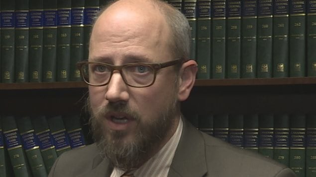 Lawyer Michael Spratt says groups such as Creep Catchers could potentially interfere with the criminal process.