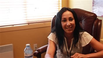 La fiscaliste Marwah Rizqy était candidate notamment à l'investiture du Parti libéral du Canada en 2015 et 2017 dans la circonscription de Saint-Laurent au Québec.