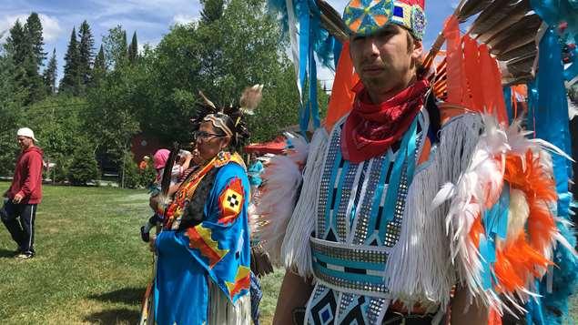 مواطنون من سكان كندا الأصليين (أرشيف)