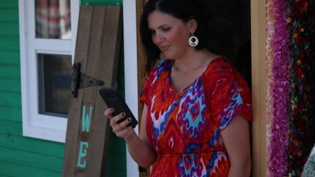 In Cape Breton, Nova Scotia, Karen MacDonald was unable to run her business because of the cellphone outage.