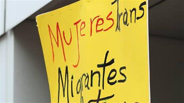 Los transgéneros immigrantes son los principales perjudicados por la norma vigente.