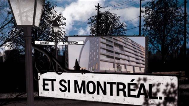 Imagen del avance del documental Et si Montréal était...