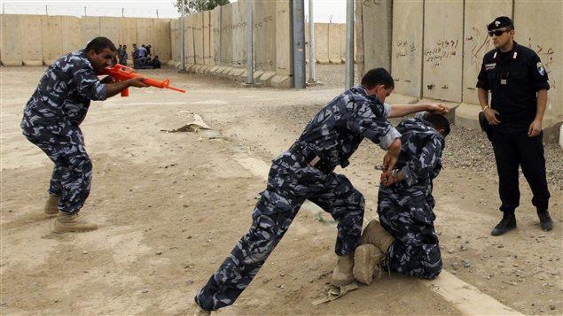 Al maliki leder i sodra irak