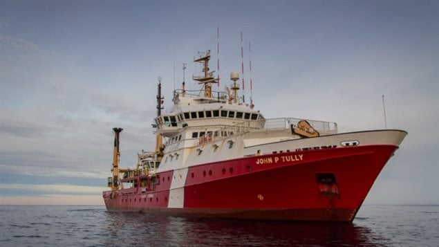 A team of scientist from Fisheries and Oceans Canada on board the Canadian Coast Guard Ship John P. Tully has been conducting an exploratory mission to survey and collect the first-ever underwater footage of the Union and Dellwood seamounts, found in Canada's new Offshore Pacific Area of Interest, off the coast of British Columbia.