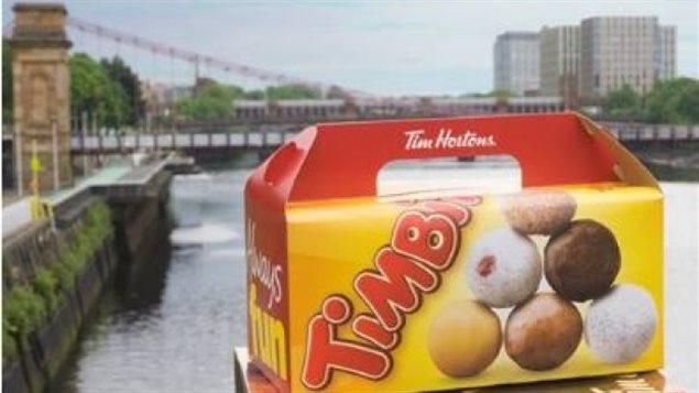 Tim Hortons甜点和咖啡能被挑剔的英国人喜欢吗?