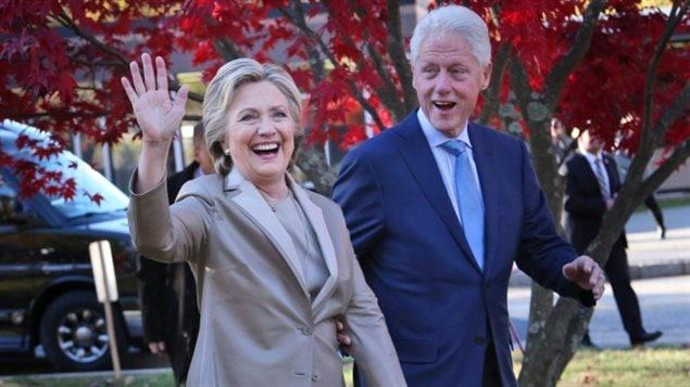 Image result for 克林顿夫妻头像照片