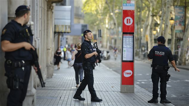 Canadian killed, 4 injured in Barcelona attack, Ottawa confirms
