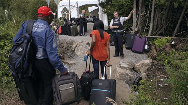 Trudeau, border crossers task force to review next steps for asylum seekers