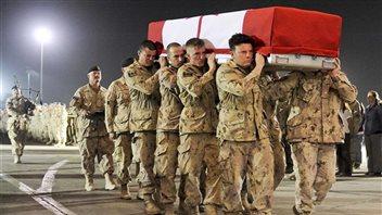 Le 147e soldat canadien mort en Afghanistan - Photo : Sgt Daren Kraus , DND