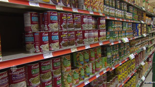 Government should ban BPA from the linings of food cans and other products, says Environmental Defence.