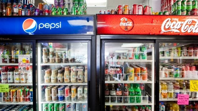 Coca Cola used to have more sugar in Canada than in the US, but that was changed in 2015. Sugar levels in Pepsi were the same in both countries.