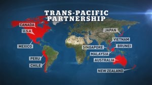 Originally a 12 nation deal, TPP talks continue nonetheless even though the major player, the U.S. backed out.