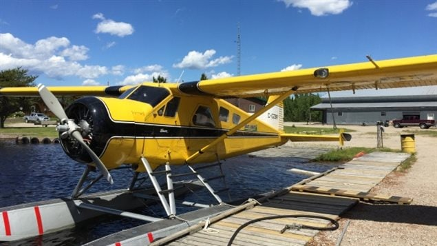 DHC-2 Beaver, Aug 2017 owned by Bruce Greaves of Ignace Airways in northwestern Ontario.  Seventy years of flying history for the Beaver design, which has been called the best bush plane ever