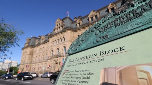 Prime Minister Trudeau recently announced he would remove the name Langevin from a major parliamentary building and replace it with the *Office of the Prime Minister and Privy Council,*