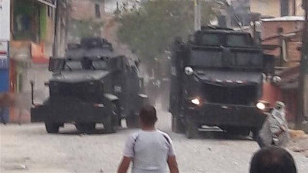 La criminalización de la protesta y la represión han sido la única respuesta de las autoridades.
