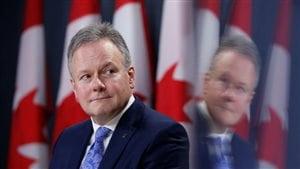 Stephen Poloz, gouverneur de la Banque du Canada Photo : Reuters/Chris Wattie