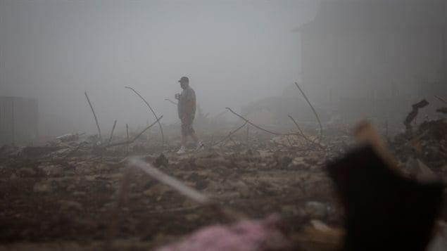 恶性自然灾害会带来毁灭性的后果