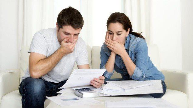 De nombreuses familles canadiennes pourraient avoir de bien mauvaises surprises quand les taux d'intérêt vont augmenter.   Photo : iStock / OcusFocus