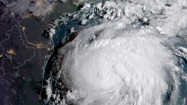 飓风等自然灾害越来越频繁
