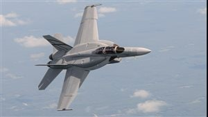 Super Hornet de Boeing