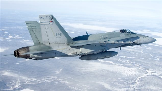 Canada's fleet of CF-18A/B's are ageing and replacement was set for this year. That's not going to happen, and the fleet may possibly be extended even to 2025.