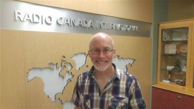 Eric St-Pierre, Fotógrafo y Coordinador de proyectos en Oxfam Quebec.