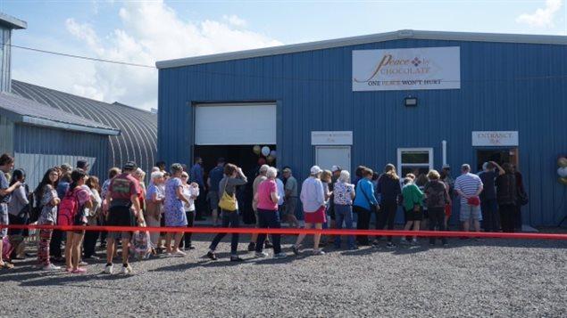 鸟枪换炮:周末Hadhad家的巧克力新工厂开张