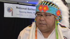 Treaty 8 Grand Chief Rupert Meneen said the national gathering in Edmonton will provide a way for people to honour and learn from elders from across Canada.