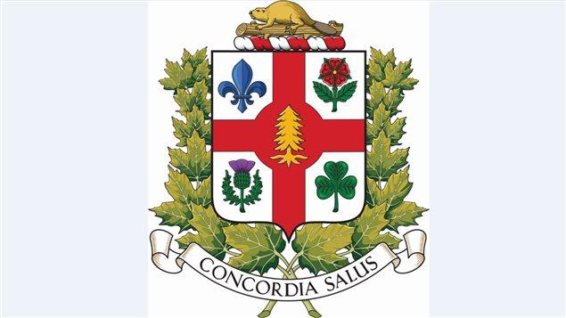 شعار النبّالة الجديد لمدينة مونتريال
