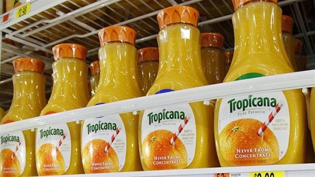 喜欢喝橙汁的加拿大人要准备多付钱了