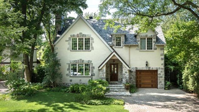 Cottage a vendre: In Quebec French a *cottage* is a two story detached house, not a vacation property at all. This one is for sale in Montreal for $2.779,000.