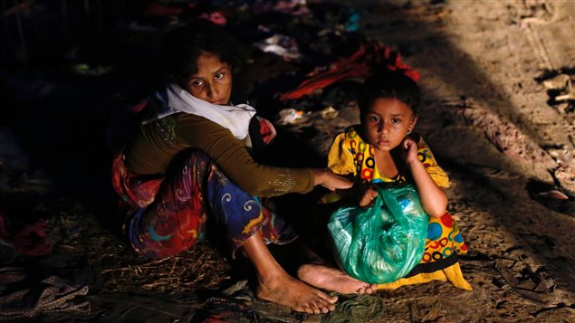 India says Rohingya refugees threat to national security