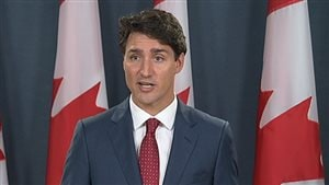 Justin Trudeau s'explique