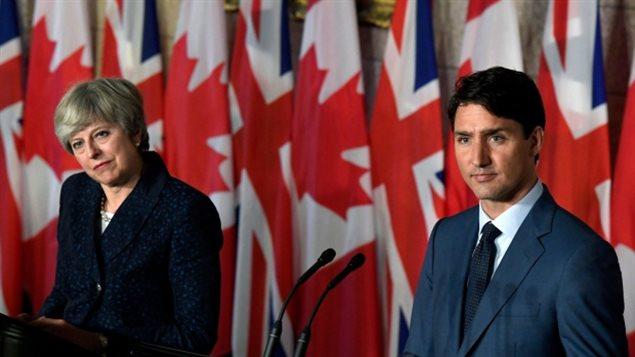 Reino Unido y Canadá comenzarán trabajo comercial tras Brexit