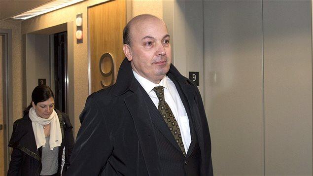 Frank Zampino, uno de los detenidos por la unidad anticorrupción.