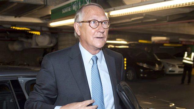 Ex alcalde Gerald Tremblay, que dejó el cargo en medio de un escándalo mayor por corrupción en la ciudad.
