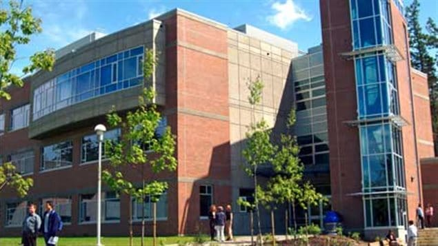 University of Victoria, Medical Sciences Bldg. *UVic* recieved seven F grades in the JCCF assessment on freedom of speech.