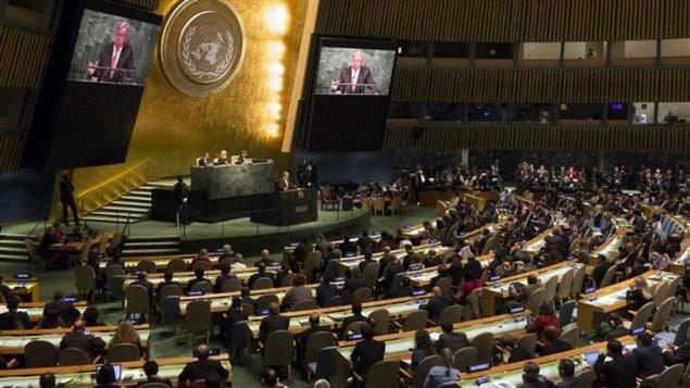 Assemblée générale des Nations unies en 2017 : les autochtones au cœur du discours de Justin Trudeau