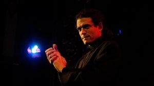 Adam O'Callaghan, director