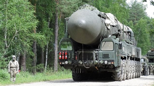 Experts say over the last decade Russia has modernized its nuclear deterrent.