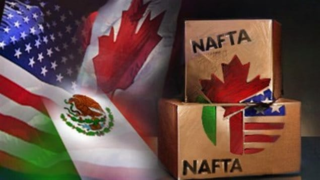 اتفاقية التجارة الحرة في أميركا الشمالية