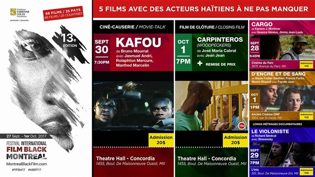 The Montreal International Black Film Festival draws films and visitors from around the world.