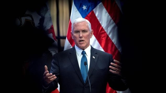 Le vice-président américain a prévenu que si la réforme de la santé républicaine n'était pas adoptée, les États-Unis seraient en voie d'avoir un système semblable au Canada.ARCHIVES AFP