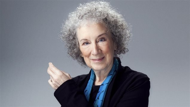 Author Margaret Atwood is among 100 artists who signed a letter to the Canadian government to make sure it protects Canadian culture in NAFTA negotiations.
