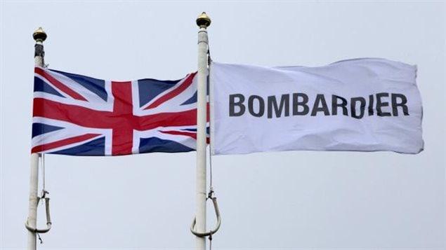 Le Canadien Bombardier emploie des milliers de personnes en Irlande du Nord. | AFP