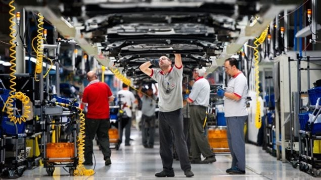 Canada's manufacturing sector added 7,800 new jobs in October, according to Statistics Canada.