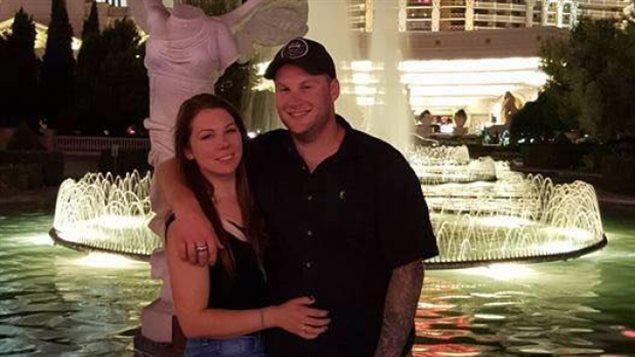 Les parents de McIldoon ont déclaré qu'il participait au festival de musique Route 91 Harvest avec sa petite amie. (Jordan McIldoon / Facebook)