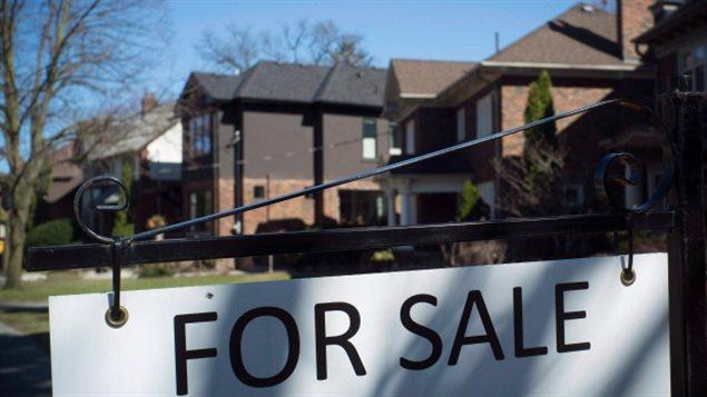 大多伦多地区独立房市场疲软
