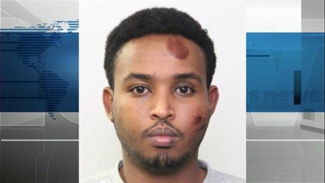 索马里难民夏里夫面临多项控罪